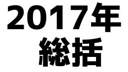 2017年総括