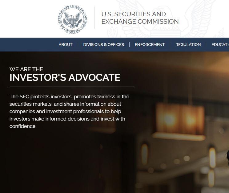 アメリカ証券取引委員会