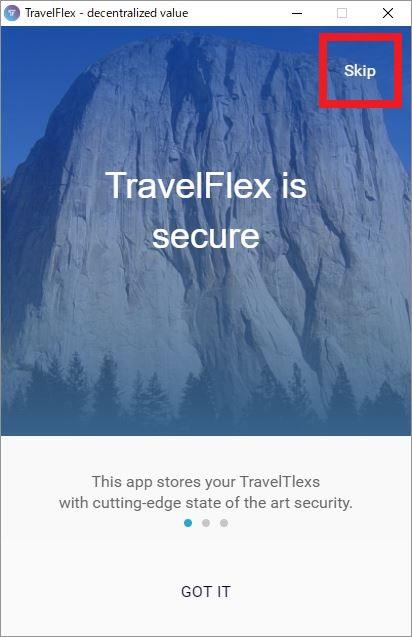 TRF(Travelflex) ウォレット