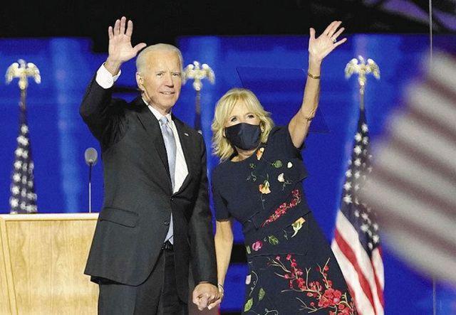 アメリカ大統領選挙 バイデン