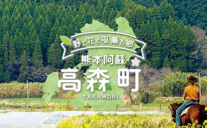 ふるさと納税 熊本県高森町